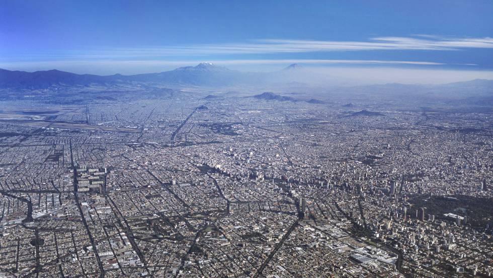 Buscando a la vieja Tenochtitlan