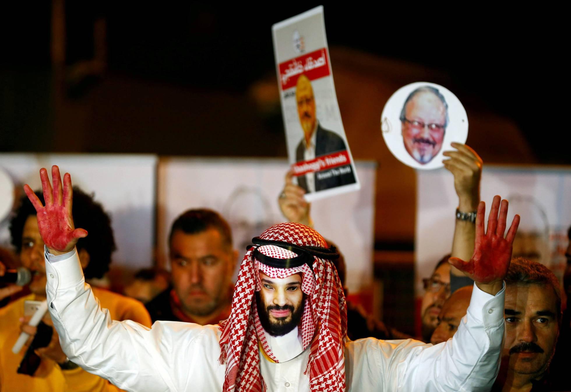 """Uno de los sospechosos del 'caso Khashoggi', tras la muerte del periodista: """"Díselo a tu jefe, está hecho"""""""