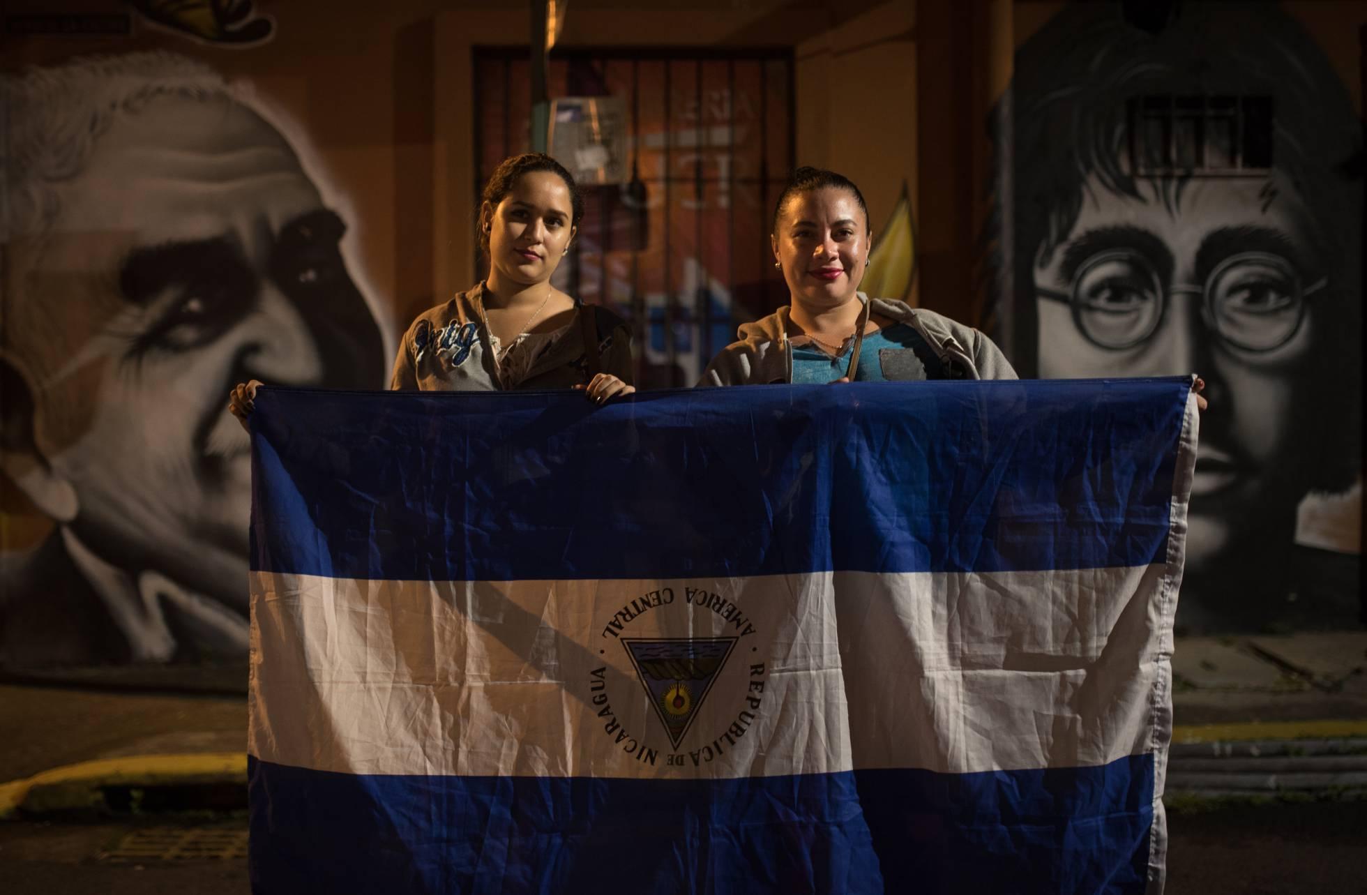 El otro éxodo centroamericano: 40.000 nicaragüenses se refugian en Costa Rica