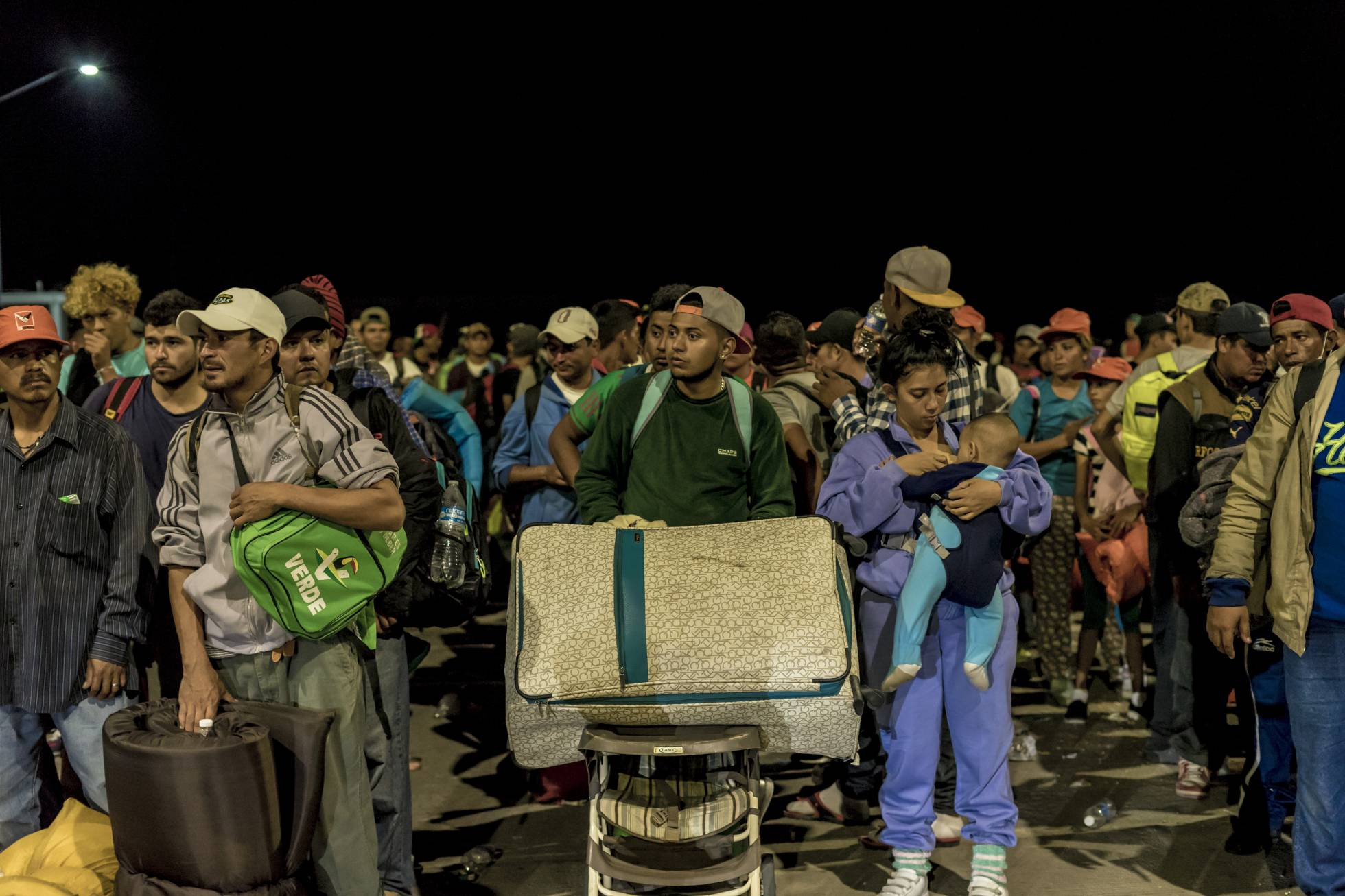 México negocia con Trump un 'plan Marshall' para la migración de Centroamérica