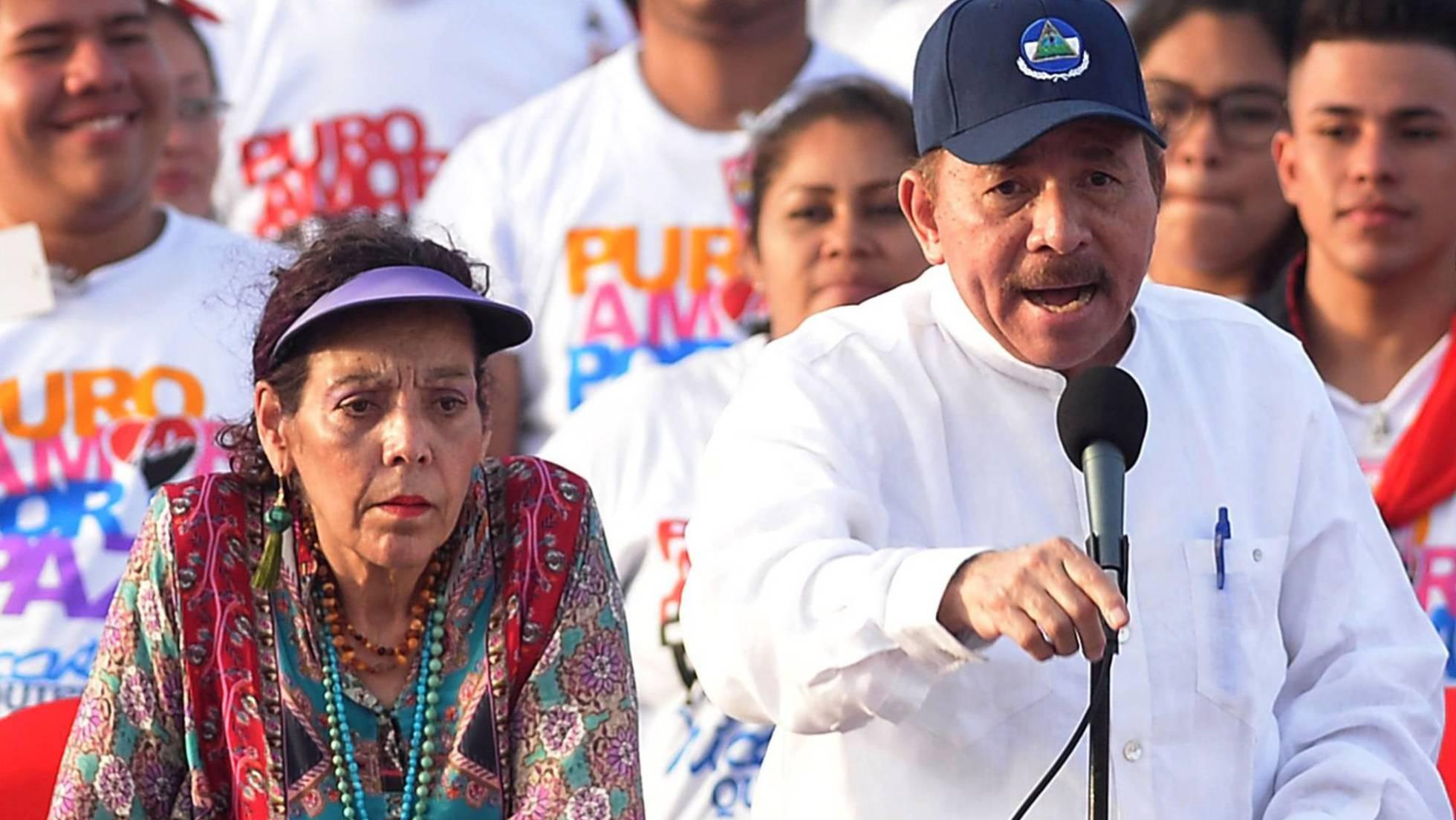 EE UU sanciona a Rosario Murillo, la primera dama de Nicaragua