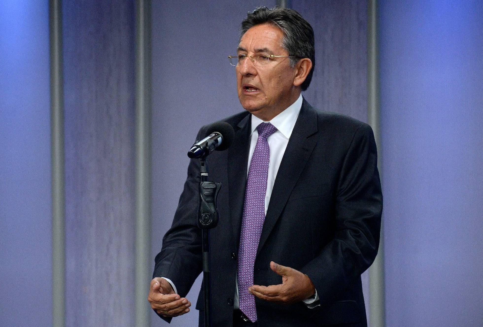 CASO ODEBRECHT. El fiscal general de Colombia admite seguimientos a opositores por el 'caso Odebrecht'