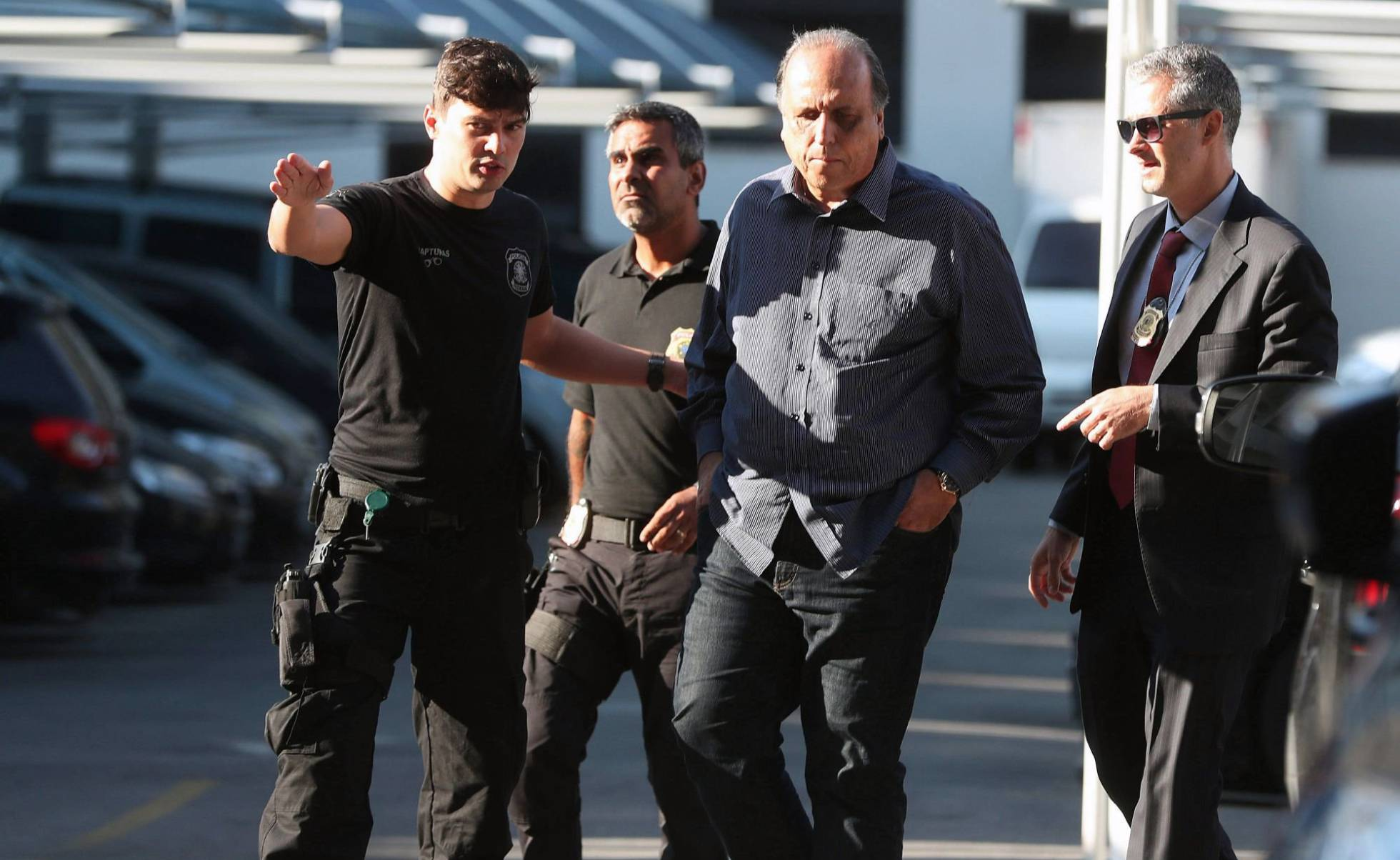 CASO PETROBRAS. Detenido el gobernador de Río de Janeiro dentro del 'caso Petrobras'