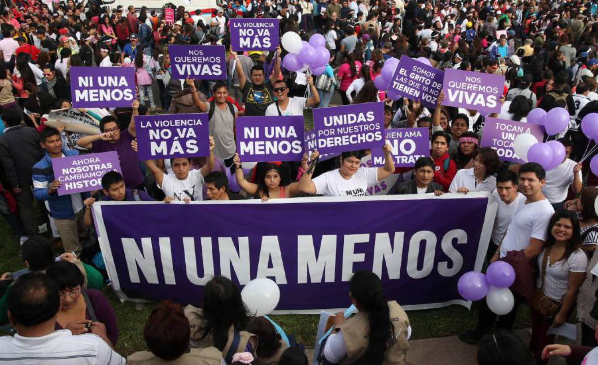 El drama de los feminicidios no se detiene en Perú