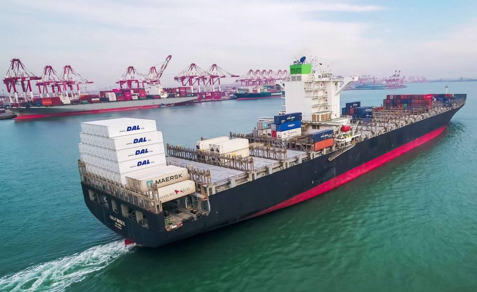 Resultado de imagen para China suaviza sus represalias comerciales contra Estados Unidos