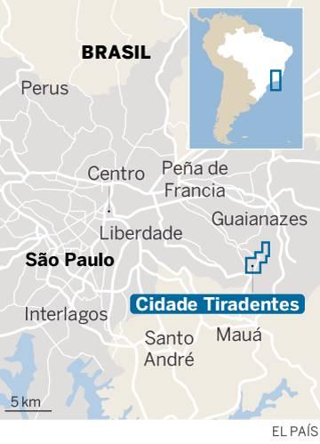 Um pequeno quiosque de globalização abre no grande Brasil periférico
