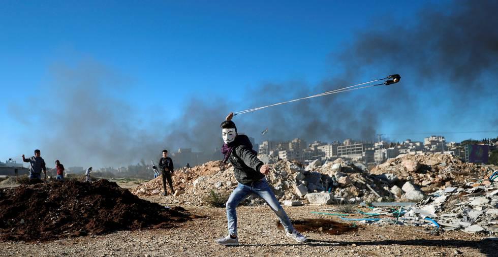 Una Intifada latente despierta en Cisjordania