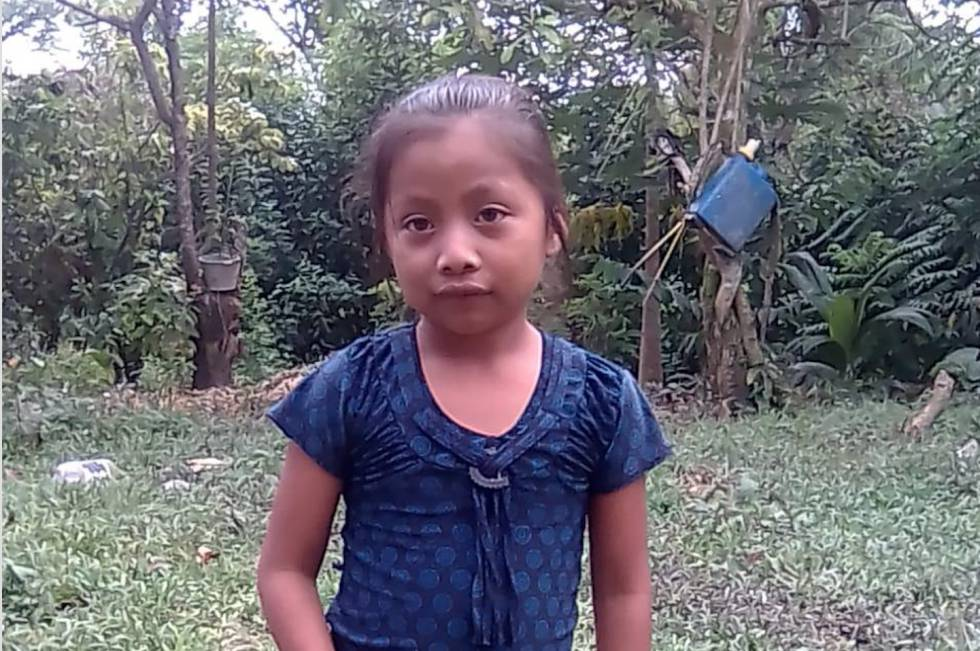 De la frontera a la muerte: así fueron las últimas horas de Jakelin Ameí Caal