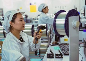 La economía china se ralentiza en plena guerra comercial con Estados Unidos