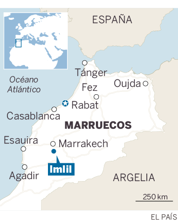 Detenido en Marrakech un hispanosuizo relacionado con los acusados de matar a dos turistas escandinavas