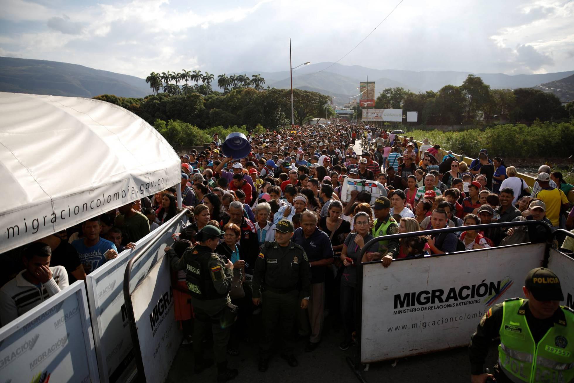 La migración venezolana cambia la agenda de América Latina