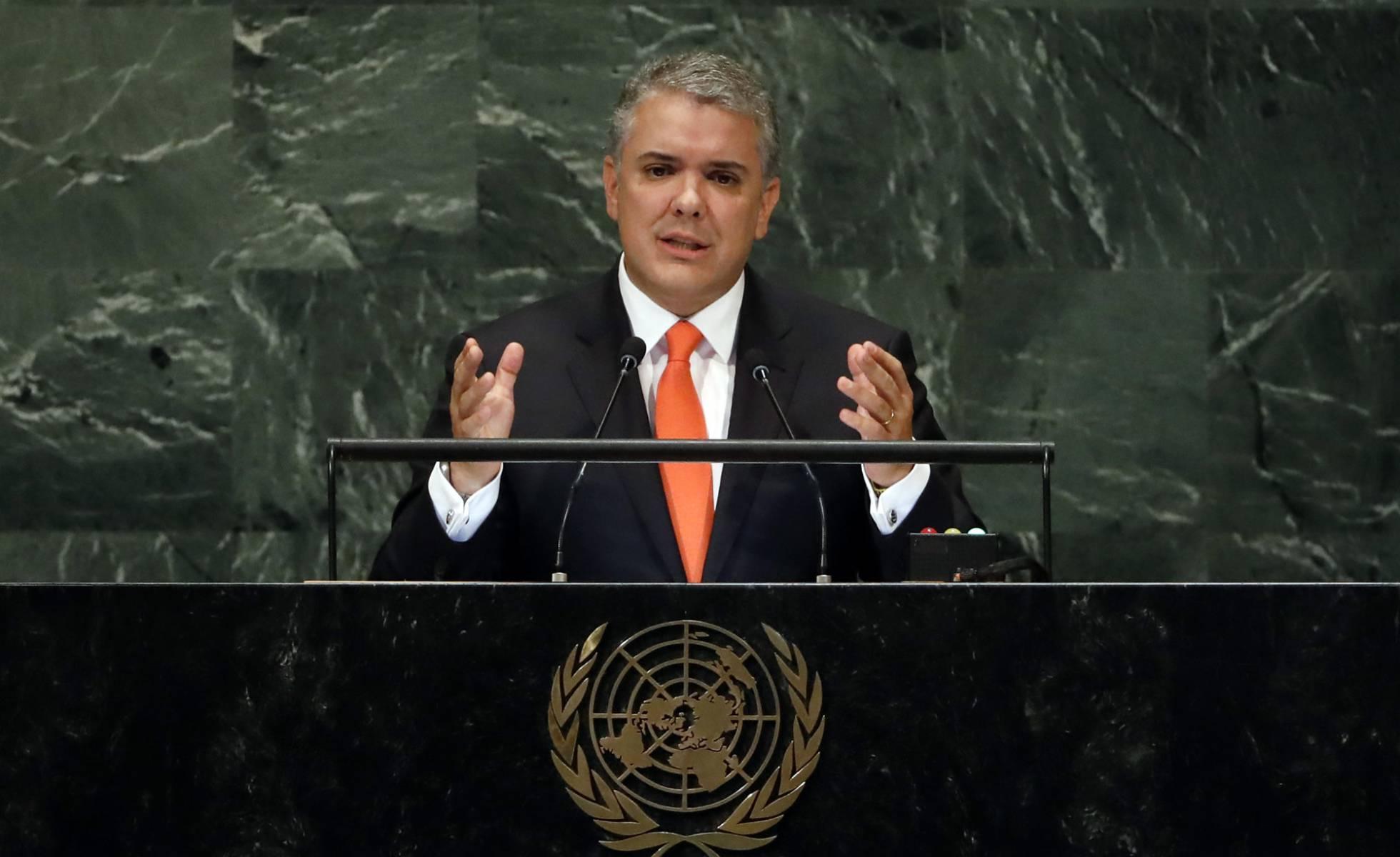 Colombia investiga un presunto complot para atentar contra Duque