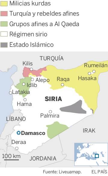 Estados Unidos exige a Turquía garantías para los kurdos tras salir de Siria