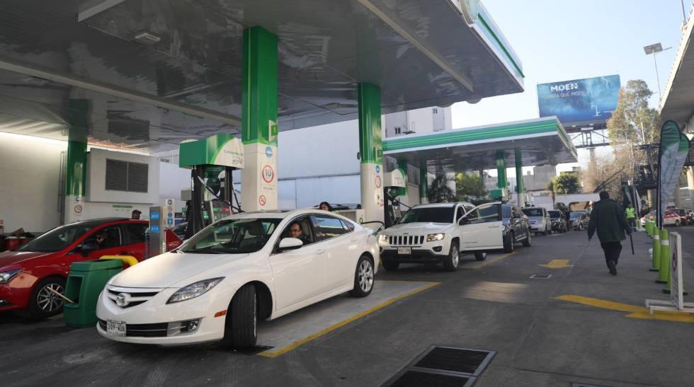 Huachicoleo CDMX: La alarma por la escasez de combustible se extiende a  Ciudad de México | Internacional | EL PAÍS