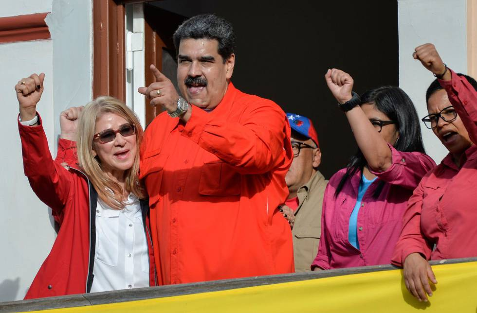 Maduro protestos na Venezuela