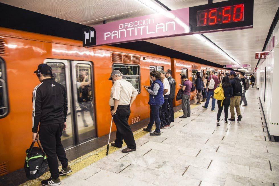 El Triángulo De Las Bermudas En El Metro Mexicano 153 Desaparecidos En Cuatro Años Internacional El País