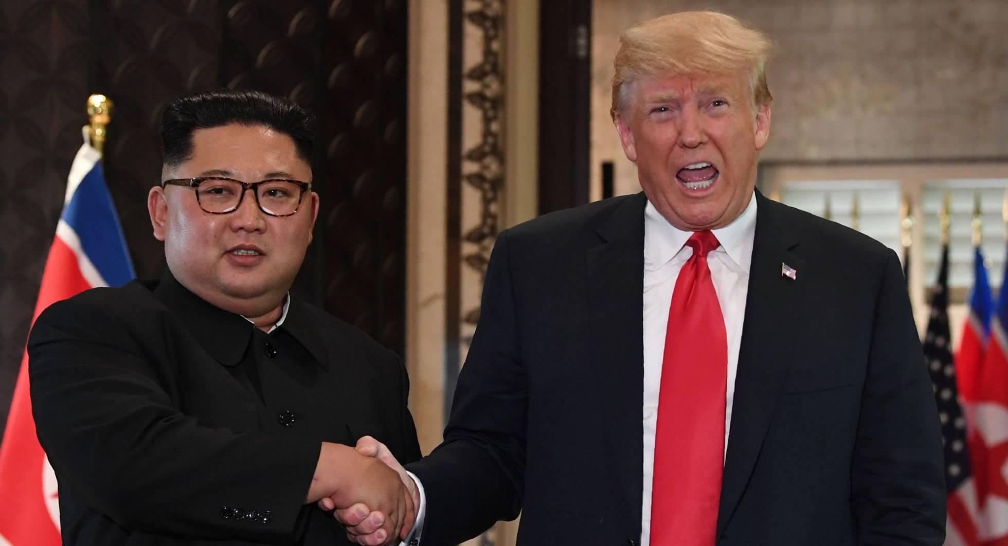 Trump y Kim Jong-un se reunirán en Vietnam a finales de febrero