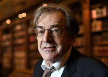 El filósofo francés Alain Finkielkraut