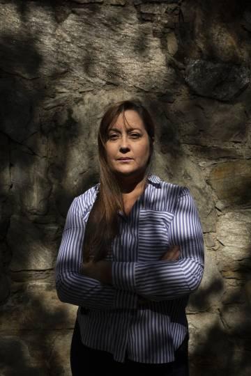 La experta en asuntos militares Rocío San Miguel.