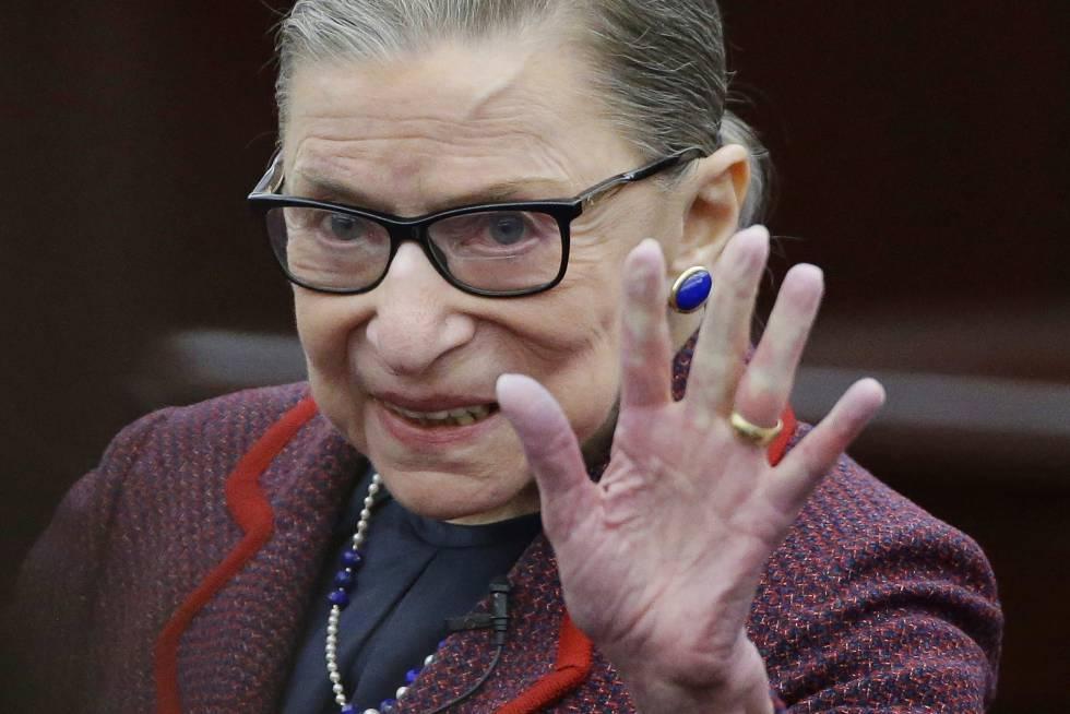 Ruth Bader Ginsburg - Coisas Judaicas