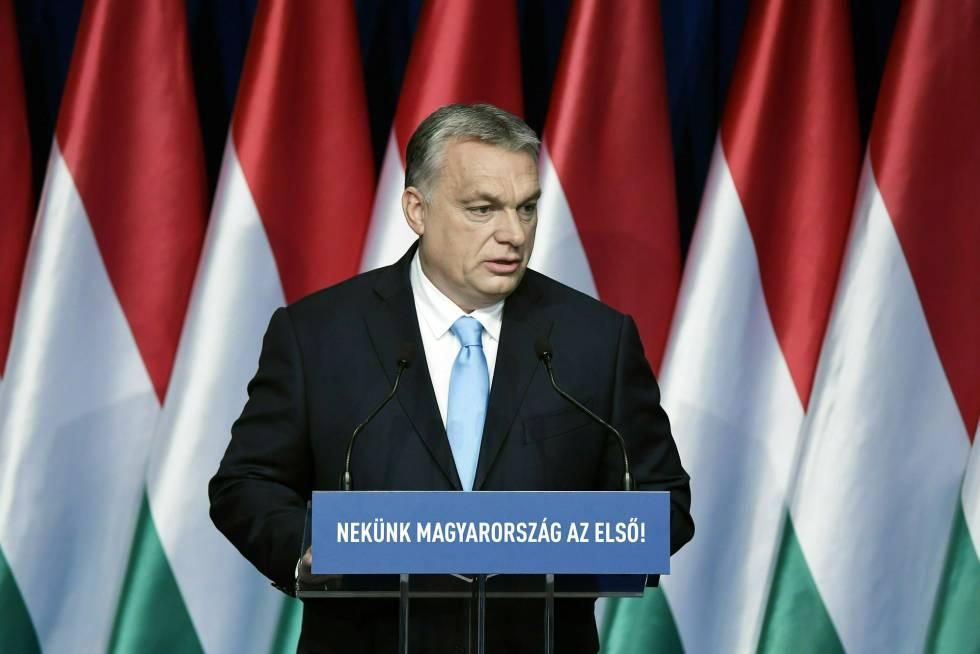 Resultado de imagen de Viktor Orbán