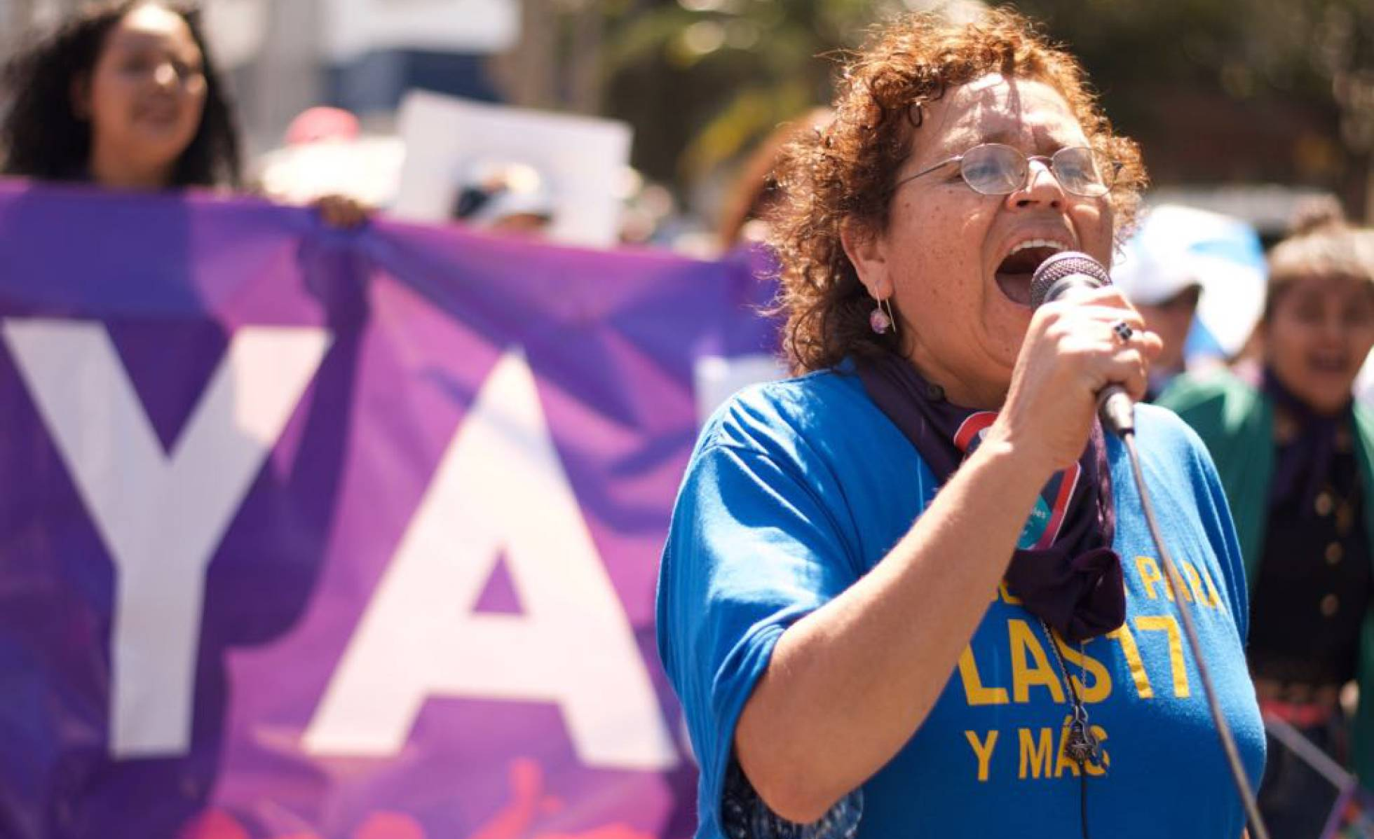 """MORENA HERRERA, FEMINISTA SALVADOREÑA Y EX GUERRILLERA DEL FMLN """"Creo que Bukele puede garantizar derechos a las mujeres, pero hay que estar vigilantes"""""""