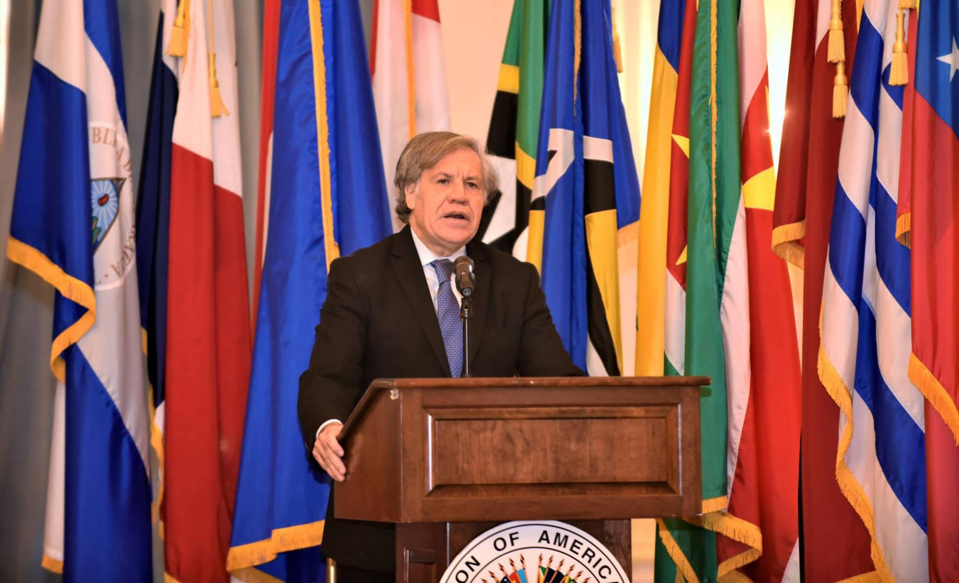 La OEA condiciona su participación en las negociaciones en Nicaragua a la liberación de los presos políticos