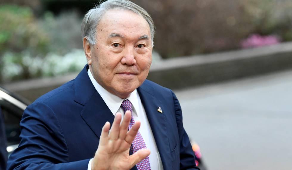 Nursultán Nazarbayev deja la presidencia de Kazajstán tras 30 años