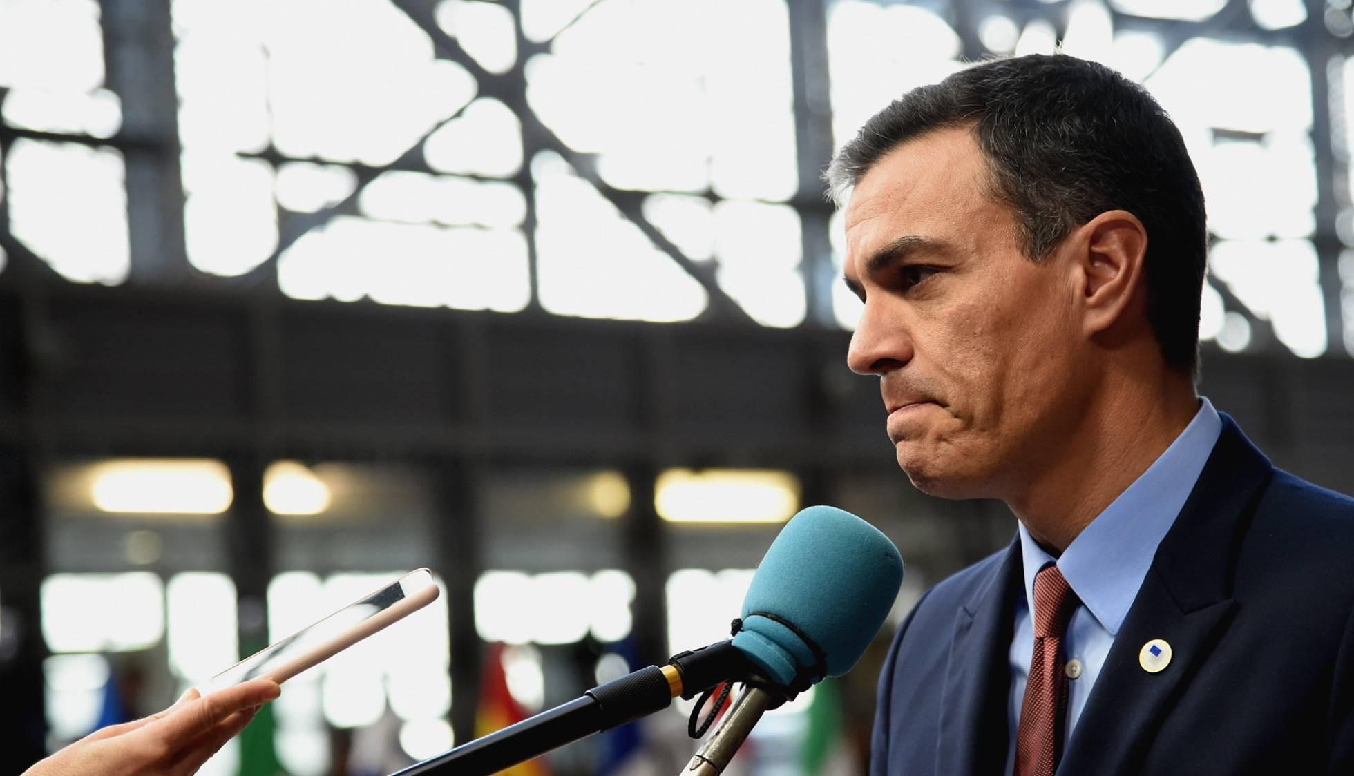 """Sánchez: """"Queremos un acuerdo pero ya no depende de nosotros"""""""