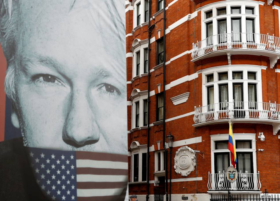 Whistleblower Wikileaks Reports Spying Operation Against Julian