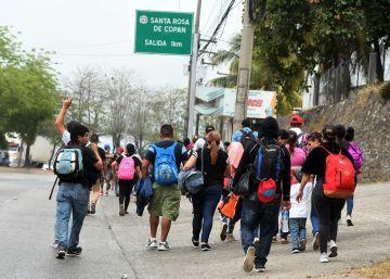 Las migraciones centroamericanas
