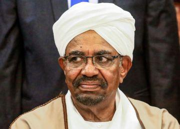 El expresidente de Sudán, Omar Al Bashir.