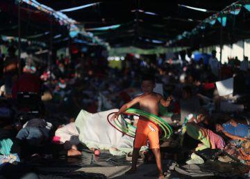 México y la migración: filtro o pasarela