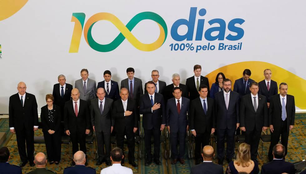 Jair Bolsonaro 100 dias