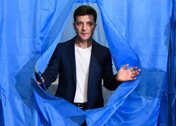 Ucrania: Resultado de elecciones abre etapa inédita en el país