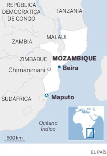 Paisaje para después del desastre en Mozambique