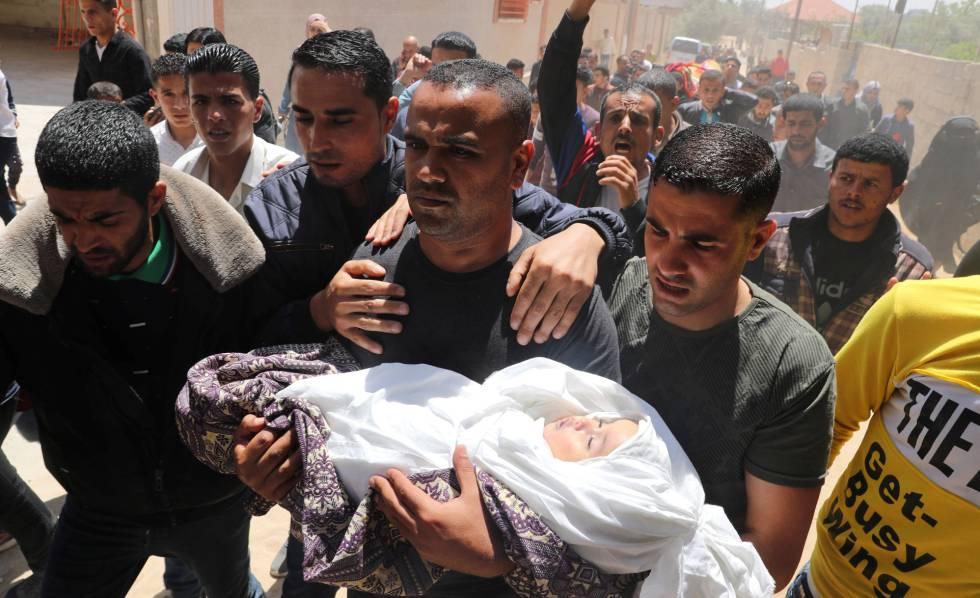 Israel y Hamás bordean la guerra en Gaza en la mayor escalada en cinco años
