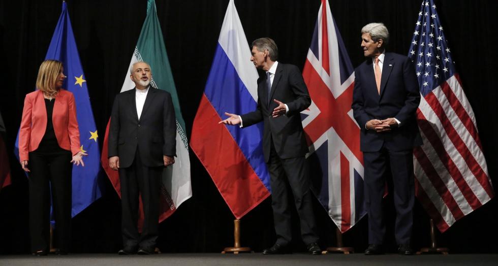 Resultado de imagen para acuerdo con iran