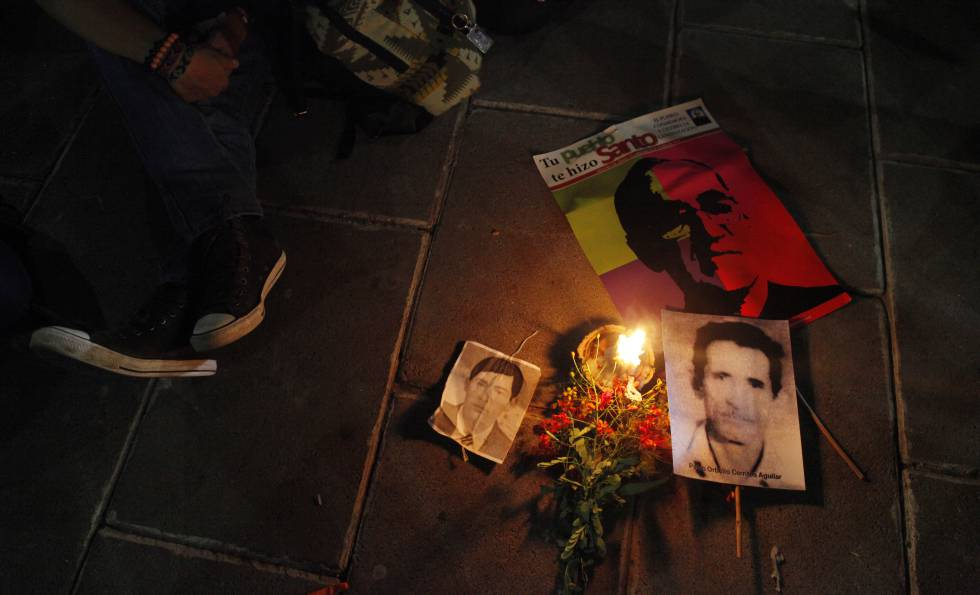 Una celebración por la canonización de Óscar Arnulfo Romero, el pasado 13 de octubre.