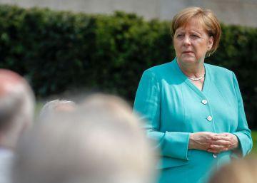 9cfac4eb32 Un  youtuber  pone en jaque al partido de Merkel con un vídeo viral