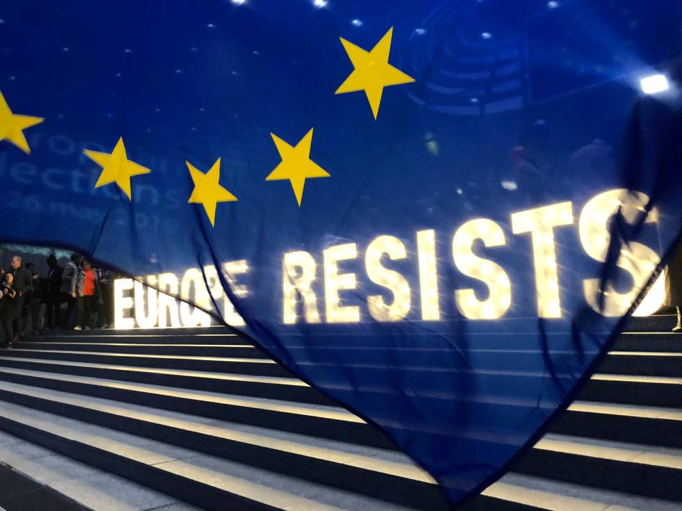 La democracia europea está viva