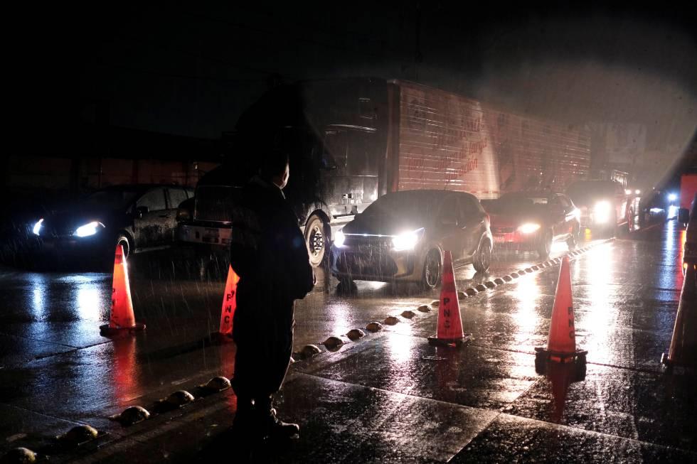 Un Fuerte Terremoto Sacude El Salvador Internacional El País