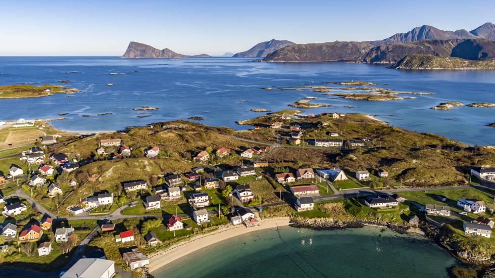 isla sommar noruega