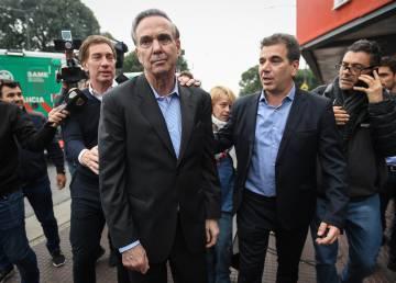 Miguel Ángel Pichetto, candidato a vicepresidente de Macri.