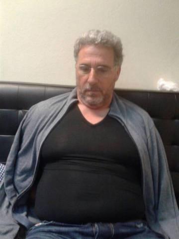 Rocco Morabito en el momento de su detención en Montevideo, en septiembre de 2017.