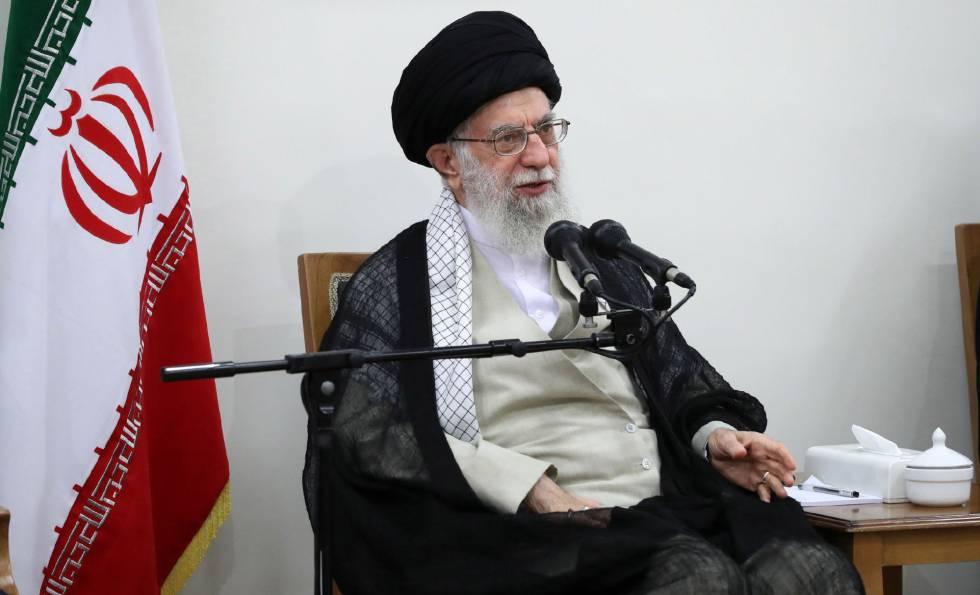 """Irán dice que las sanciones de EE UU al líder supremo cierran de forma """"permanente"""" la vía diplomática"""