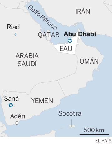 Emiratos árabes Unidos Un Pequeño Estado Con Un Gran Ego Internacional El País