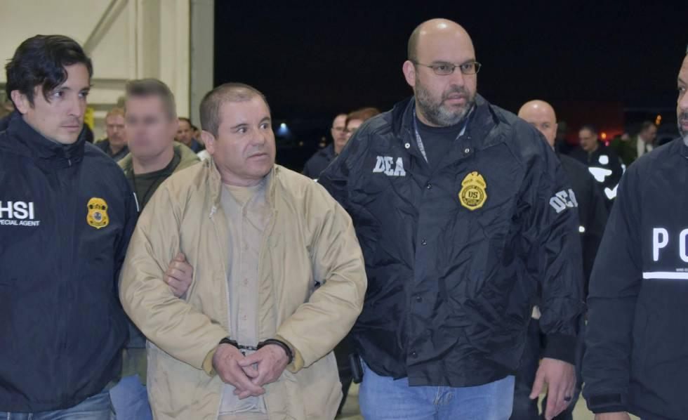 El Chapo Guzmán fue condenado a cadena perpetua en Estados Unidos