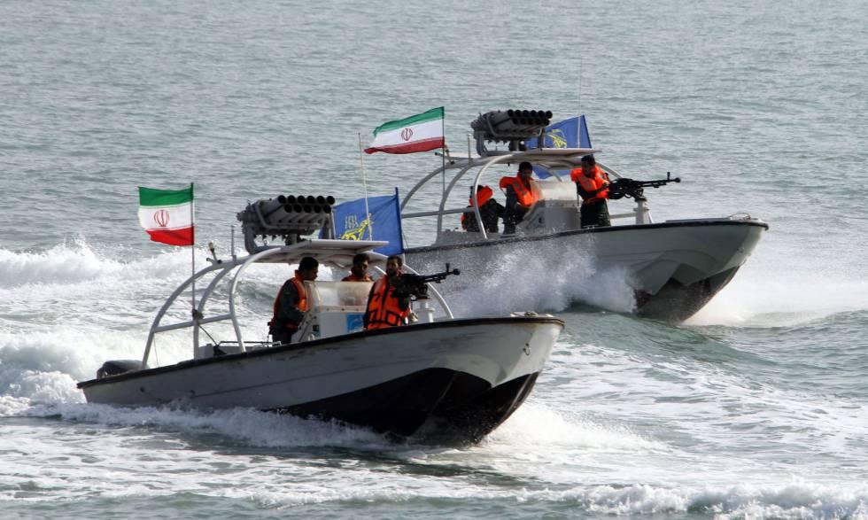 iran petrolero