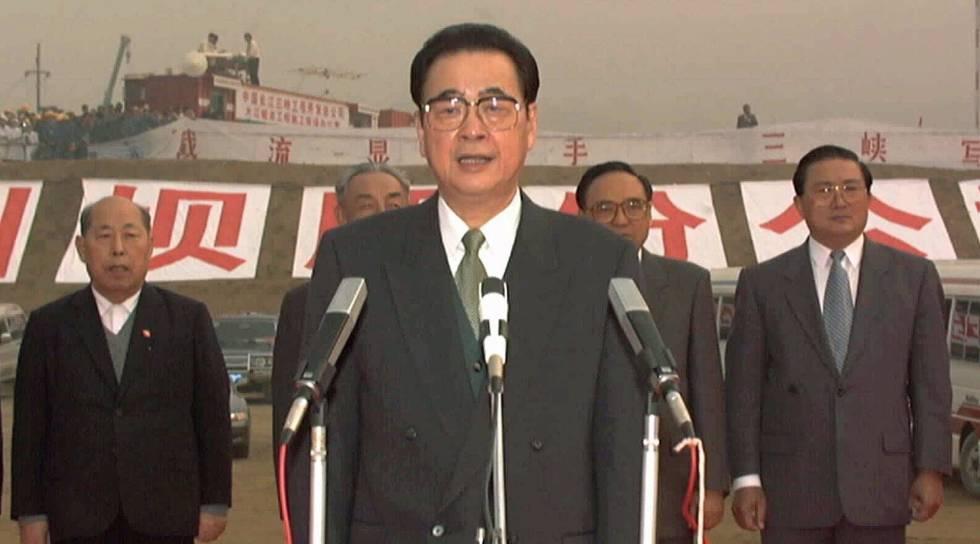 Li Peng china